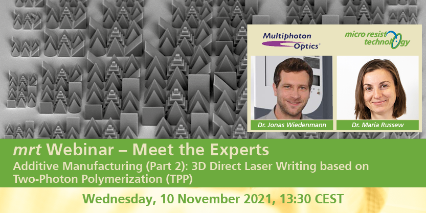 Join the new mrt webinar series and meet the experts